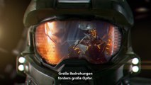 HALO 5 Guardians - Master Chief vs Spartan Locke Experience Trailer (Xbox One)