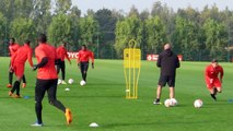 Foot (VAFC) :  la séance d'entraînement du jour