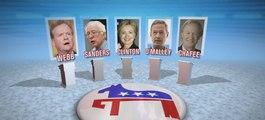 Comment les télés américaines se préparent au débat des primaires démocrates