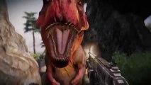 Primal Carnage Extinction Trailer PS4 Dinosaurs