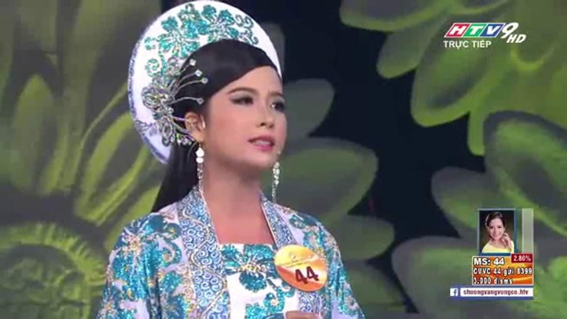 Ca cổ Tâm sự Ngọc Hân _ Huỳnh Tiểu Nhi _ Trích Chung kết xếp hạng đêm thi thứ 1 - Chuông vàng vọng c