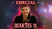 Especial Martes 13 Jimena La Torre