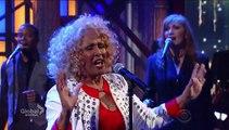Darlene Love - Forbidden Nights (ft. Elvis Costello and Steven Van Zandt) [Live on Stephen Colbert]