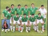 """Estadísticas favorables para la """"Tri"""" en el encuentro contra Bolivia"""