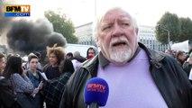 Rouen: Les forains en colère bloquent les accès au centre-ville