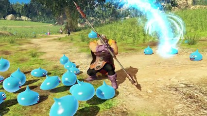 Dragon Quest Heroes - Call to Arms!  Launch Trailer   PS4 de Dragon Quest Heroes : Le Crépuscule de l'Arbre du Monde