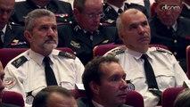 Discours de Bernard Cazeneuve aux forces de sécurité : thème de la lutte contre le terrorisme