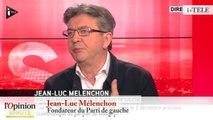 TextO' : Mélenchon - Air France : «Je suis d'abord solidaire de ceux qui vont perdre leur emploi»