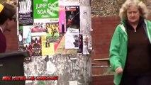 Bromas En Las Calles, Sustos Graciosos En Las Calles 2015 | Bromas Pesadas y Graciosas 201