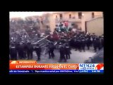 Al menos 22 muertos tras enfrentamientos de hinchas de fútbol con la policía en Egipto