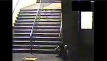 Drunk guy fall down and fall down again and again... So funny fail! - Vidéo Dailymotion