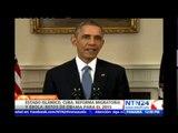Estado Islámico, relaciones con Cuba y Reforma Migratoria: Retos de Obama en política para 2015