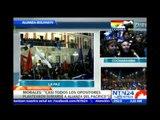 """Evo Morales dedica anticipado triunfo """"antiimperialista"""" a Fidel Castro y Hugo Chávez"""