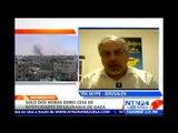 Es la sexta vez que los terroristas de Hamás no respetan un cese de fuego: portavoz israelí