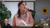 2015-10-10 Liuba SARBU - Lansare de carte - P2 - SPECTACOL