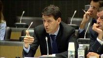 Intervention d'Alain Demarolle sur la régulation financière à la commission des finances