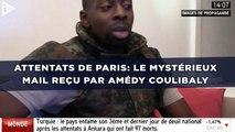 Attentats de Paris: Le mystérieux mail reçu par Amédy Coulibaly