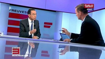 Bruno RETAILLEAU invité de Preuves par 3 sur Public Sénat #PP3TV