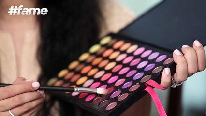 DIY - Get Killer Eye Look With Perfect Winged Eyeliner - Makeup Tutorial