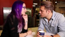 Girls Try Cosmo Flirting Tips On Real Guys