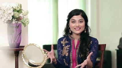 Indian Traditional Gold Makeup Tutorial
