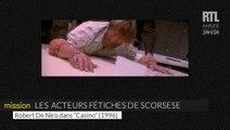 De Niro, Pesci, DiCaprio.. Ces acteurs fétcihes de Scorsese