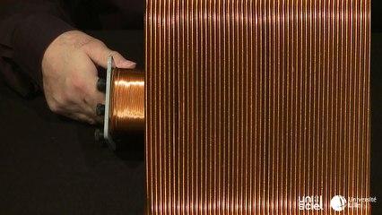 Principe de fonctionnement d'un générateur électrique