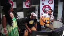 Malted Milk & Toni Green - Just Ain't Working Out - Session acoustique OÜI FM