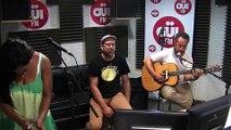Malted Milk & Toni Green - Take Me To The River (Al Green cover) - Session acoustique OÜI FM