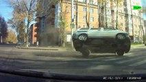 Car crash compilation # 260 / Accident de voiture n°260 / Octobre 2015