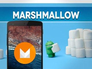 Android 6.0 Marshmallow : Quelles nouveautés ?