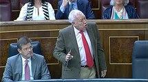 Margallo s'encara amb Posada i acaba retirant les paraules