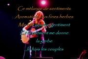 Anaïs Croze Mon Coeur Mon Amour (acoustique) Karaoké Joseph BULLA