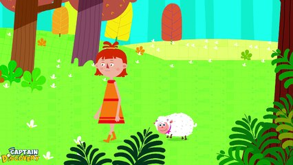 Mary had a Little Lamb - Nursery Rhyme
