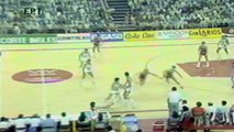 17 Temmuz 1986 Dünya Kupası Yarı Final Yugoslavya-Sovyetler Birliği 1. Devre