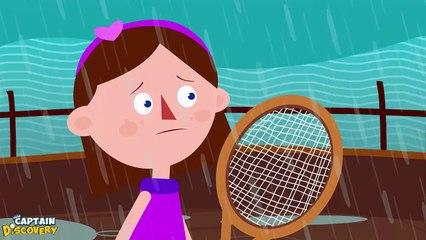 Rain Rain Go away - Nursery Rhyme