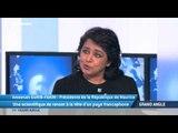 Pour la présidente Ameenah Gurib-Fakim, la biotechnologie est un défi pour L' Afrique