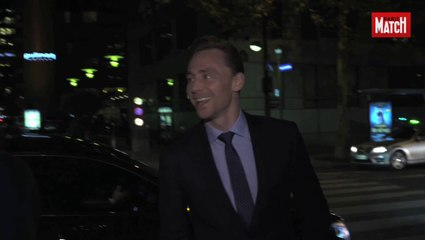 Tom Hiddleston, dangereux charmeur dans « Crimson Peak »