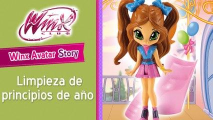 Winx Avatar Story 3 - Limpieza de principios de año