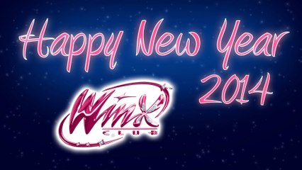 Winx Club Gift Video - Feliz Año Nuevo