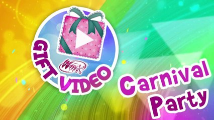 Winx Club Gift Video - Magic Carnival