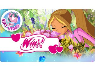 Winx Club - Gift Video - Flora and the magic of Nature!