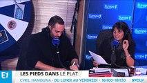 #PDLP : quand Julie Gayet lisait des textes coquins sur Europe 1 !