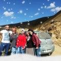 Gulhan Çakmak ve ailesi