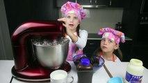 OREOS & CREAM DESSERT yummy no bake cookie treat chocolate ripple cake how to baking