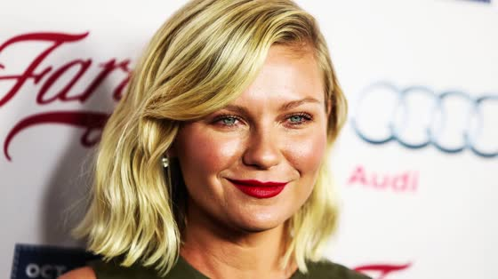 Kirsten Dunst Embraced Pizza and Grilled Cheese Diet For Fargo