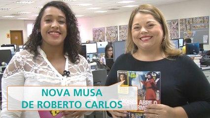Papo com Guia da Tevê - Nova Musa de Roberto Carlos