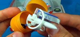 5 Kinder Surprise Eggs with toys AIRBUS A330-300 For Kids For BABY [Full Episode]