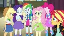 MLP Equestria Girls - Friendship Games (ENG - SUB ITA) Parte 1