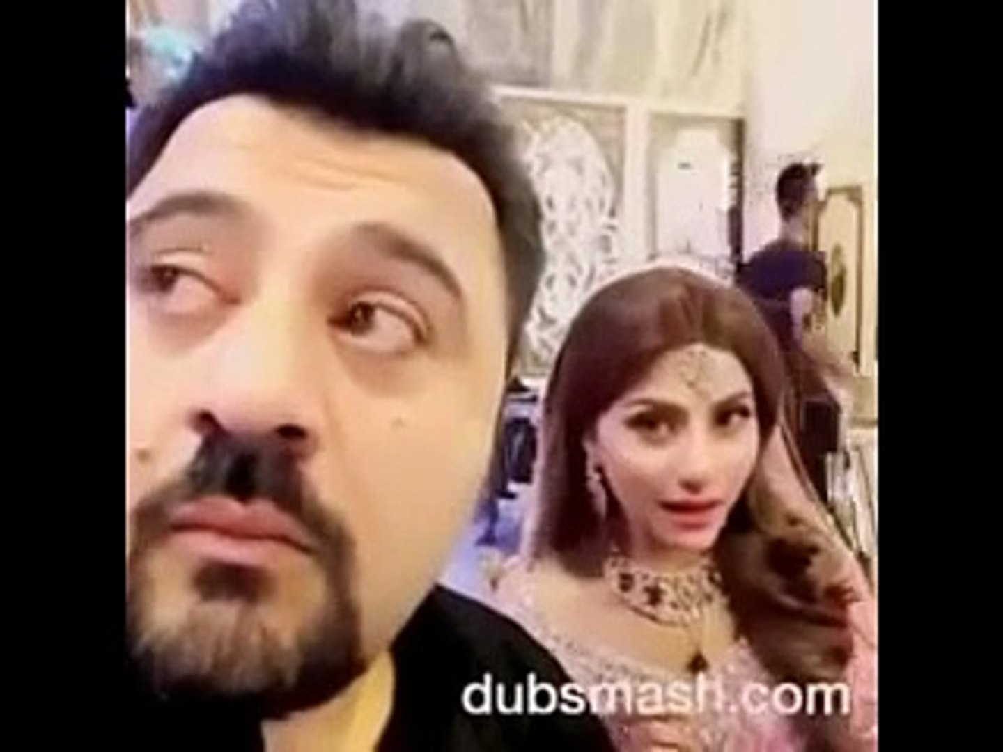 Dubsmash Video of Pakistani Actors and Actresses 2015